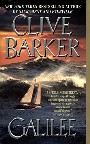 Galilee (9780061092008) by Clive Barker