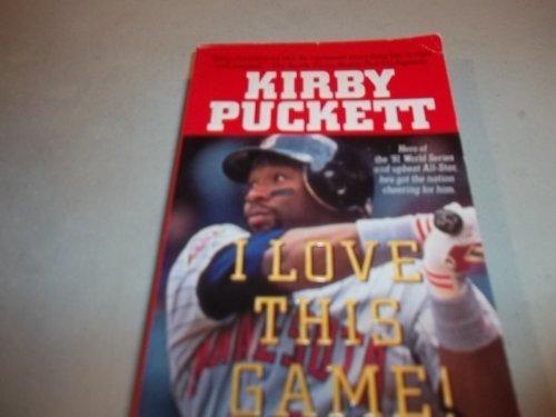 9780061092107: I Love This Game!: My Life and Baseball