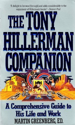 9780061092152: The Tony Hillerman Companion: A Comprehensive Guide to His Life and Work