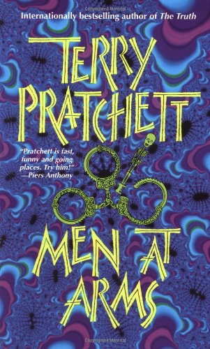 9780061092190: Men at Arms (Discworld Novels)