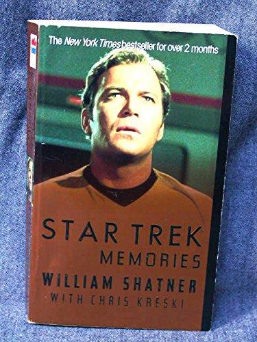 9780061092350: Star Trek Memories