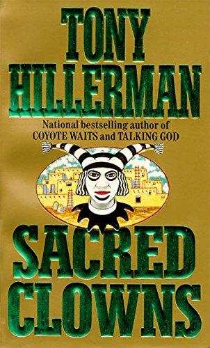 9780061092602: Sacred Clowns (Joe Leaphorn/Jim Chee Novels)