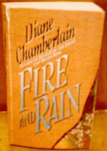 9780061092725: Fire and Rain