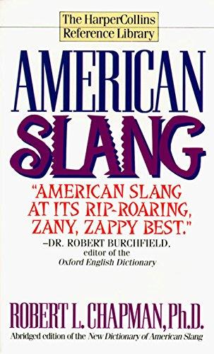 9780061092848: American Slang
