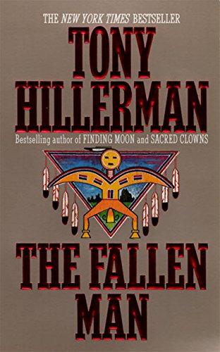 9780061092886: The Fallen Man (Joe Leaphorn Novels)