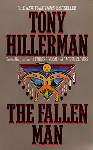 9780061092886: The Fallen Man (Joe Leaphorn Novels)