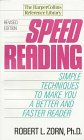 9780061093012: Speed Reading (Harpercollins Reference Library)