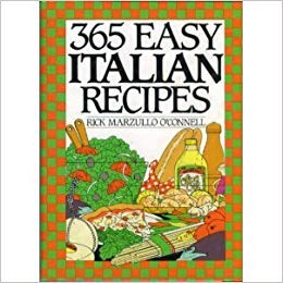 9780061093456: 365 Easy Italian Recipes (365 Ways Cookbooks)