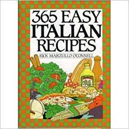 9780061093456: 365 Easy Italian Recipes (365 Ways Cookbooks)