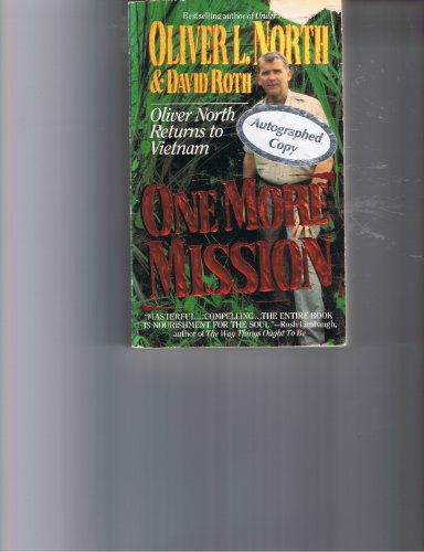 9780061093517: One More Mission: Oliver North Returns to Vietnam