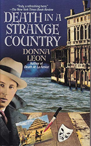 9780061094064: Death in a Strange Country