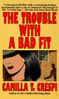 9780061094088: The Trouble With a Bad Fit: A Novel of Food, Fashion, and Mystery