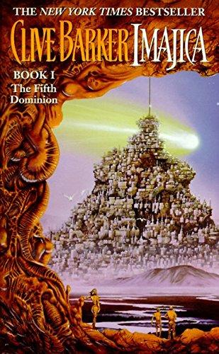 9780061094149: Imajica (The Fifth Dominion, Book 1)