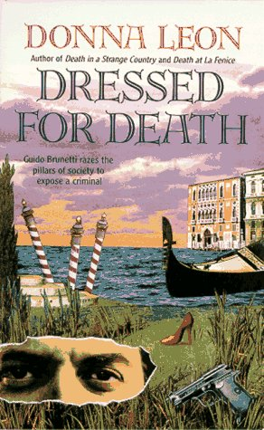 9780061094187: Dressed for Death: A Guido Brunetti Mystery