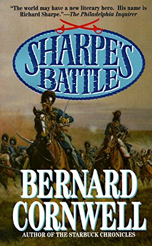 9780061095375: Sharpe's Battle (Richard Sharpe Adventure)