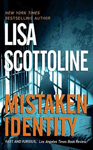 9780061096112: Mistaken Identity (Rosato & Associates Series)