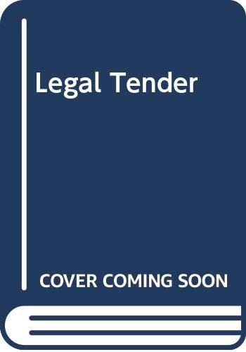 9780061096310: Legal Tender