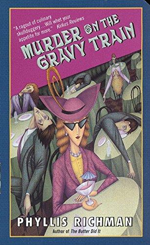 9780061097836: Murder on the Gravy Train