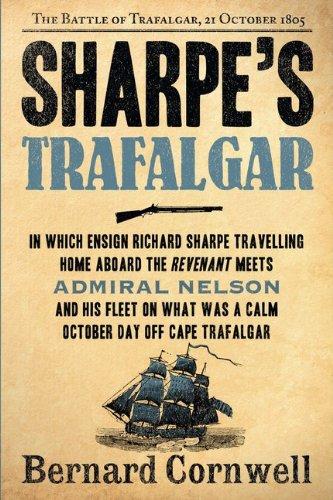 9780061098628: Sharpe's Trafalgar: The Battle of Trafalgar, 21 October, 1805