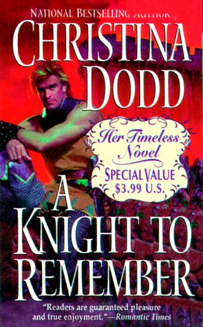 9780061098727: A Knight to Remember