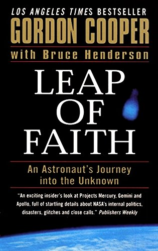 9780061098772: Leap of Faith: An Astronaut's Journey into the Unknown