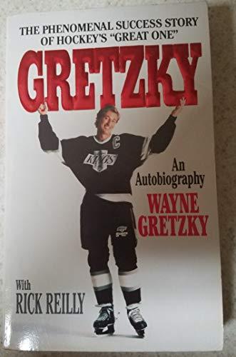 9780061099304: Gretzky: An Autobiography