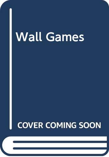 9780061099403: Wall Games