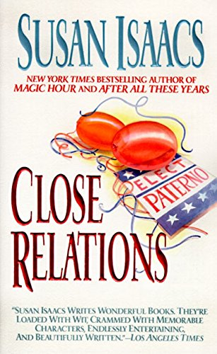 Close Relations: Susan Isaacs