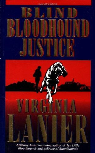 9780061099717: Blind Bloodhound Justice