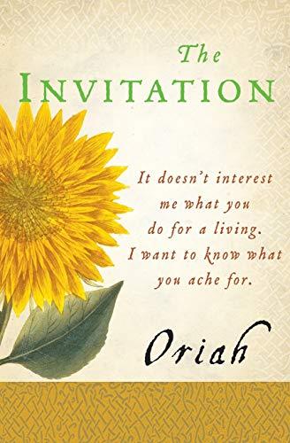 9780061116711: The Invitation