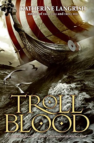 9780061116742: Troll Blood