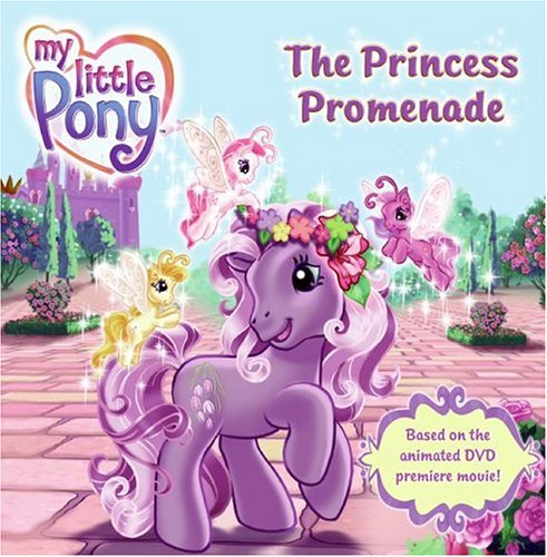 9780061116919: The Princess Promenade (My Little Pony (HarperCollins))
