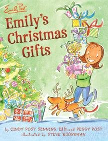 Emily's Christmas Gifts (0061117048) by Cindy Post Senning; Peggy Post