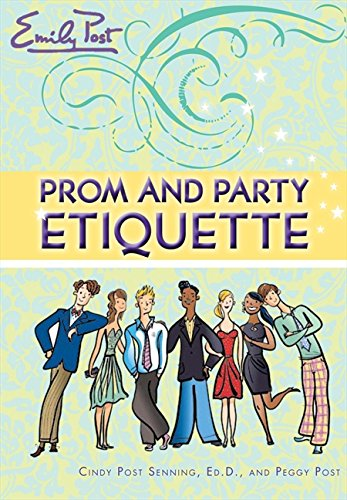 9780061117138: Prom and Party Etiquette