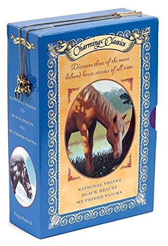 9780061117176: Charming Classics Box Set #3: Charming Horse Library