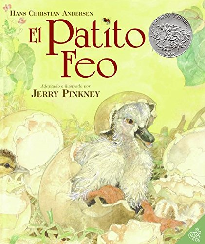 9780061117275: The Ugly Duckling (Spanish edition): El patito feo
