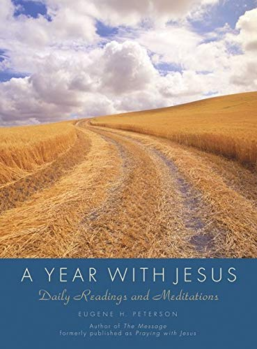 9780061118432: A Year With Jesus: Daily Readings and Meditations