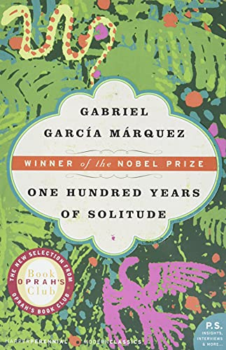 9780061120091: One Hundred Years of Solitude (Modern Classics)