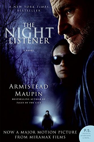 9780061120206: Night Listener, The tie-in: A Novel (P.S.)