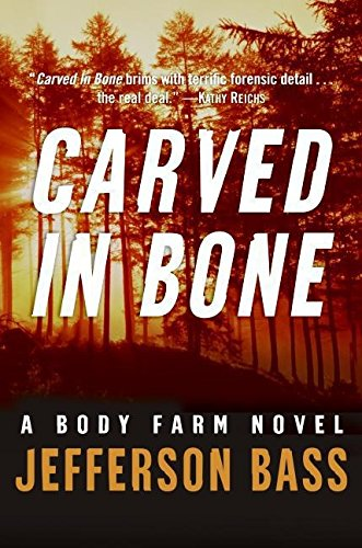 9780061121272: Carved in Bone (Body Farm Novels (Large Print))