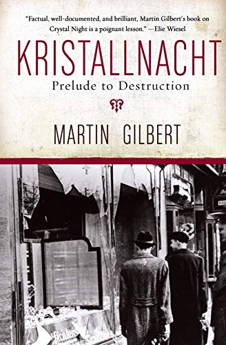 9780061121357: Kristallnacht: Prelude to Destruction (Making History)