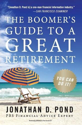 9780061121395: The Boomer's Guide to a Great Retirement: You Can Do It!
