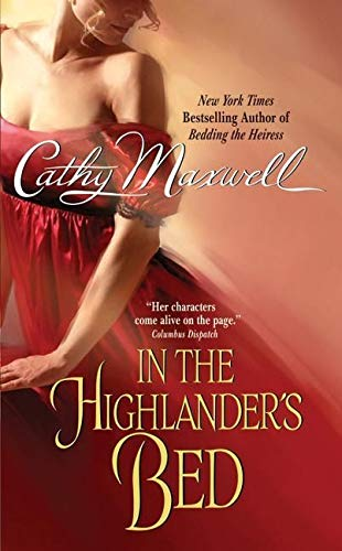 9780061122101: In the Highlander's Bed (Cameron Sisters)