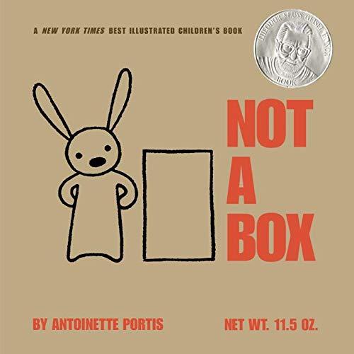 Not a Box: Portis, Antoinette