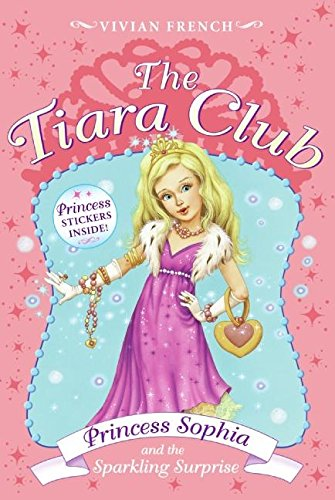 9780061124372: Tiara Club 5: Princess Sophia and the Sparkling Surprise, The
