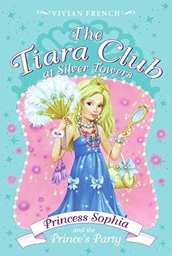 The Tiara Club at Silver Towers 11: Vivian French; Illustrator-Sarah
