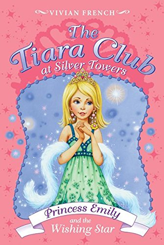 9780061124518: Tiara Club at Silver Towers 12: Princess Emily and the Wishing Star, The