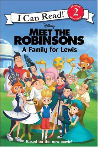 9780061124709: Meet the Robinsons: A Family for Lewis (I Can Read - Level 2 (Quality))
