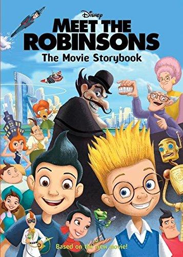 Meet the Robinsons: The Movie Storybook: Barbara Bazaldua