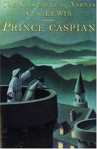 9780061125256: Prince Caspian (paper-over-board): The Return to Narnia